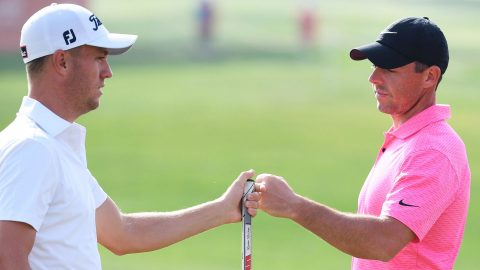 McIlroy grouped with JT and Koepka at PGA