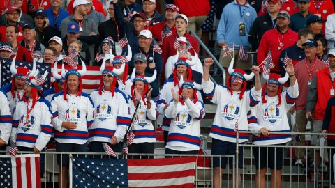 Officials want 'greatest Ryder Cup in history'