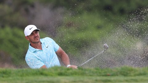 Brooks Koepka 'not very pleased' with U.S. Open finish, but 'guess it could be worse'