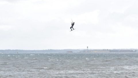 CAO reaching new heights as kiteboarding takes off in White Rock