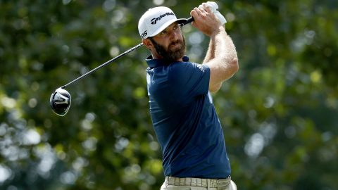 Dustin Johnson still searching for right driver ahead of BMW