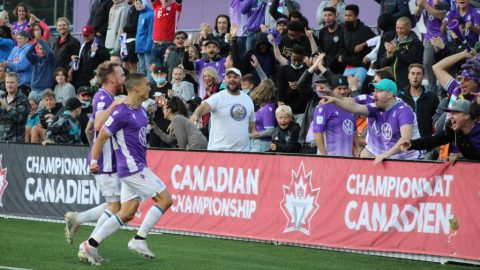 West Shore Wave: Pacific FC shoots past Cavalry FC to Canadian Championship semis