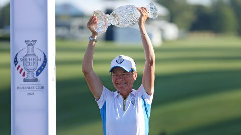 'Two and done': Catriona Matthew won't seek third Solheim Cup captaincy