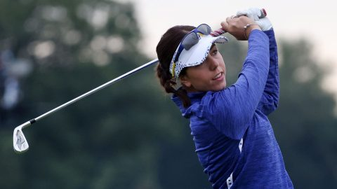 Hall to open for Europe in foursomes