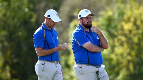 McIlroy left out of Ryder Cup foursomes