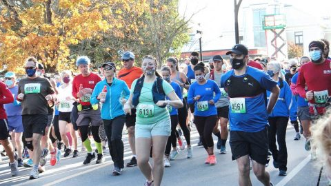 Sooke athletes among more than 4,400 competing in Victoria Marathon races